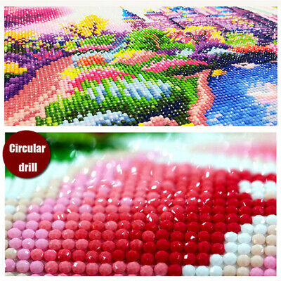 UK Full Drill 5D Diamond Painting Embroidery Cross Craft Art Mickey Characters 5