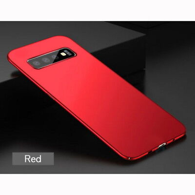 For Samsung Galaxy S10 Lite S10 Plus Luxury Ultra Thin Matte Hard PC Cover Case 12