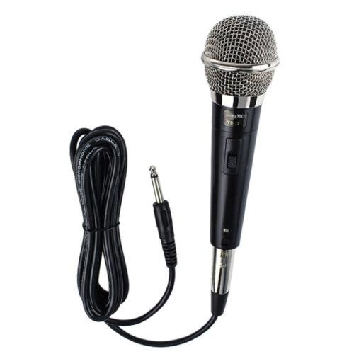 Microfono dinamico con microfono palmare professionale Audio Karaoke SingingCM 5