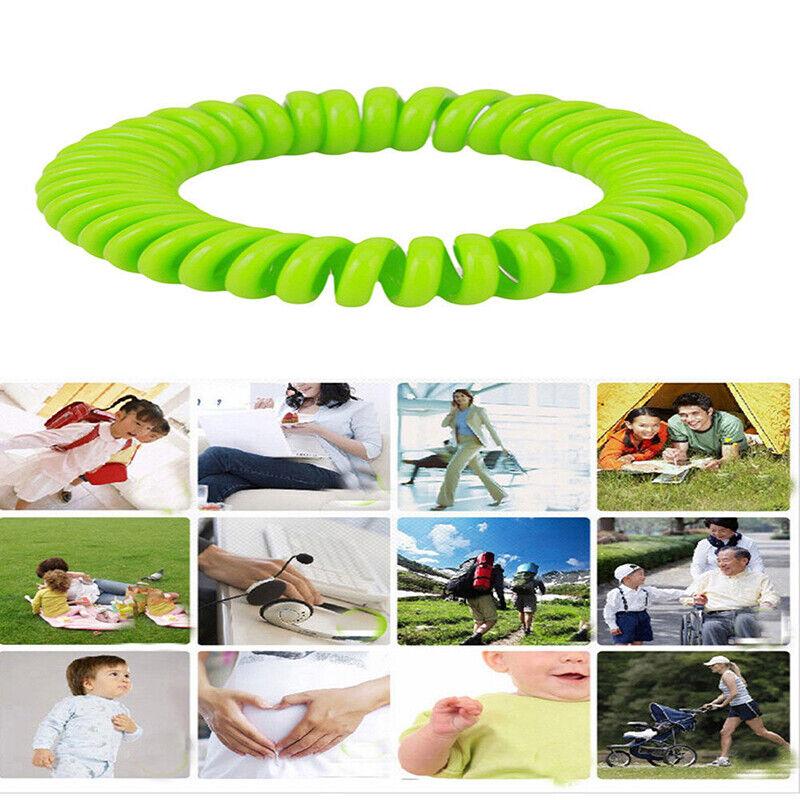 18X Elasticity Rubber Band Elastic Hairbands Hair Rope For Gils Headbands Gum G$ 4
