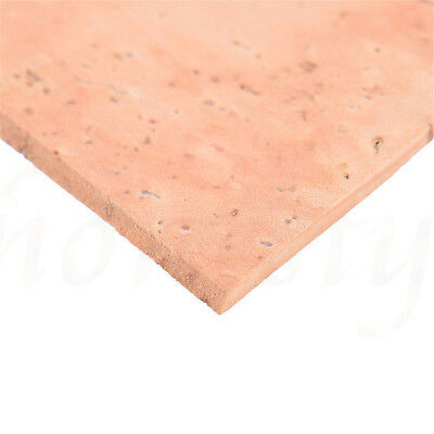 10pcs Professional Saxophone Clarinet Joint Pad Set Natural Neck Cork Sheet 6