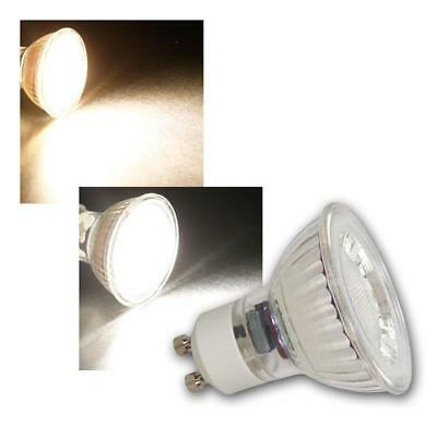 GU10 LED Strahler Leuchtmittel GUT /& GÜNSTIG COMODA 5W warmweiß 400lm Birne Spot