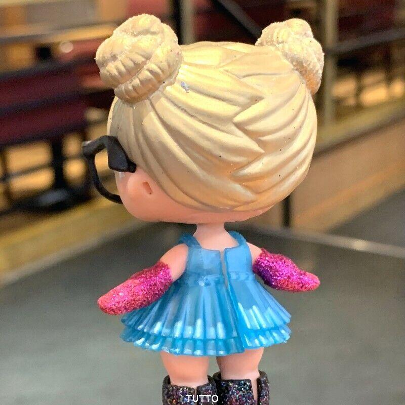 LOL Surprise Big Sister Glam Glitter Curious QT dolls  dress as Pic. 4