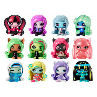 🌺Monster High Minis SEASON 1 Sleepover Space Candy Pattern Beach Power Circus +