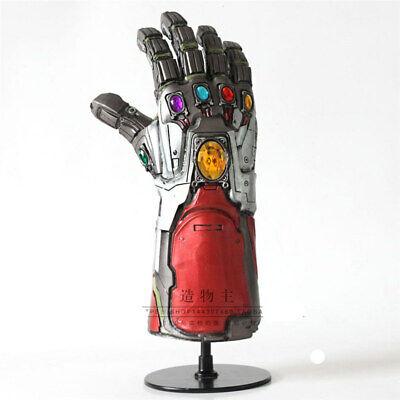 Avengers Endgame LED Glove Infinity Stone Gauntlet Iron Man Tony Stark Cos Prop 3