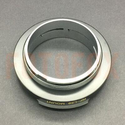 FOTOFOX RF-L39 Contax Rangefinder CRF RF Lens to Leica Mount SM M39 L39 Adapter 8