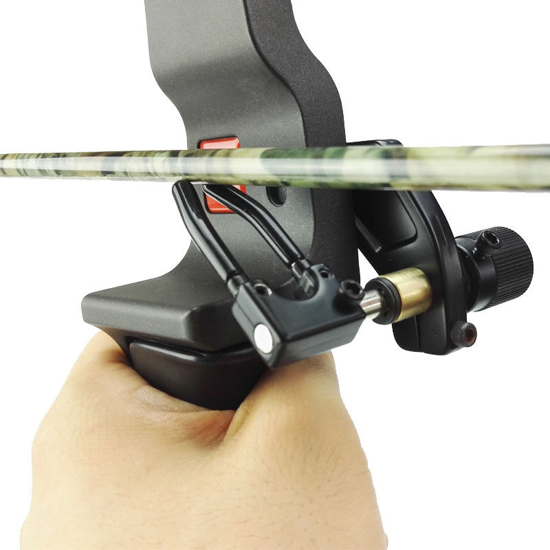 Right Hand Archery Recurve Arrow Rest Compound Bow for Arrow Hunting Shooting 2