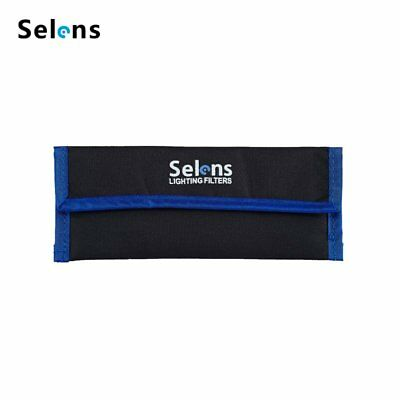 Selens SE-CG20 FLash Speedlight Color Gels Filter With Band Grip For Canon Nikon 10