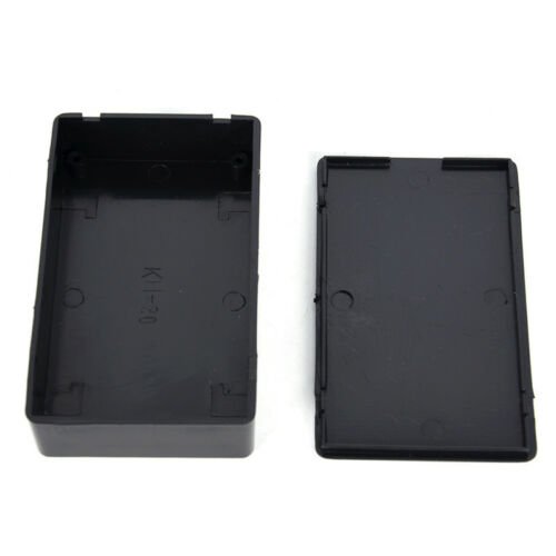 5Pcs100x60x25mm DIY Plastic Electronic Project Box Enclosure Instrument Cas TPD 5