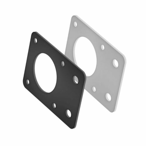 2Pcs 42 Stepper NEMA 17 Motor Plate Fixed Bracket For 3D Printer 2020 Profiles 7