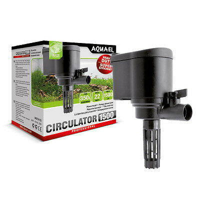 Aquael Powerhead Strömungspumpe Circulator Serie Aquarium Pumpe Bodenfilter