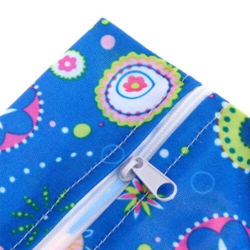 Changing Bag Nappy Baby Diaper Washable Waterproof Organizer Pram Storage Lovely 9