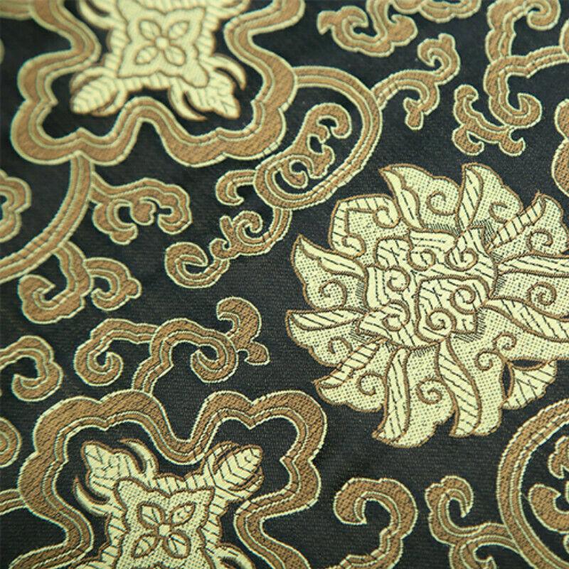 Floreale Jacquard Damasco Tessuto Cinese Broccato Qipao Apparel Panno da Metro
