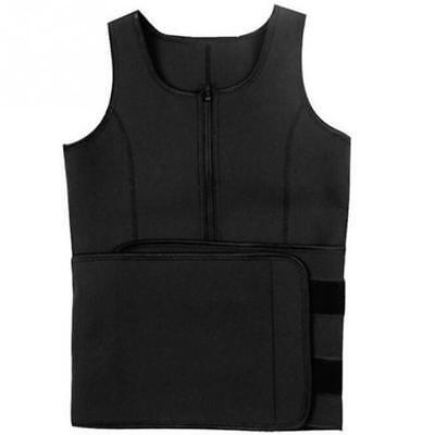 Women Sauna Thermo Shaper Sweat Waist Trainer Belt Slimming Vest Neoprene Corset 7