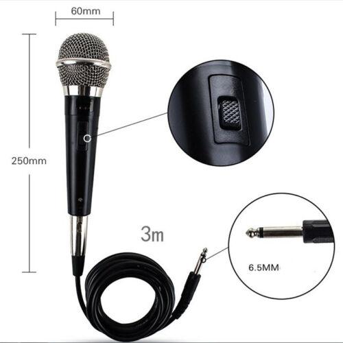 Microfono dinamico con microfono palmare professionale Audio Karaoke SingingCM 4