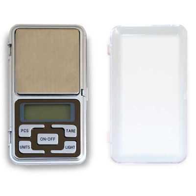 Balanza de Precision 0.1 gr 500 gr Bascula Digital Bolsillo Peso para Joyeria 4