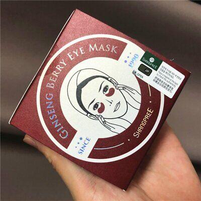 Korea Shangpree Ginseng Berry / Marine Energy / Gold Hydrogel Eye Mask #au 3
