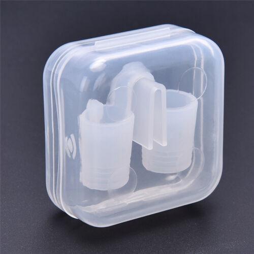 Silicona anti ronquidos nasal dilatador nariz profesional respiraderos respir KY 7