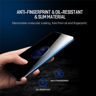 SupRShield Full Coverage Hydrogel Screen Protector For iPhone X XR XS Max 8 7 2