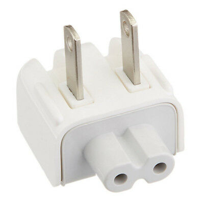 EU/US AC Power Wall Plug Duck Head For Apple MacBook Pro Air Adapter PC Charger