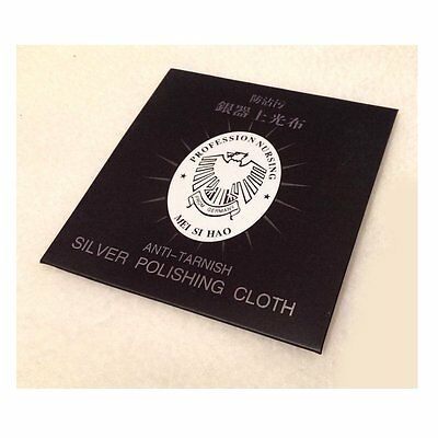 Premium Silver Polishing Cloth Jewellery Cleaning Clean Polish 925 Sterling new 3