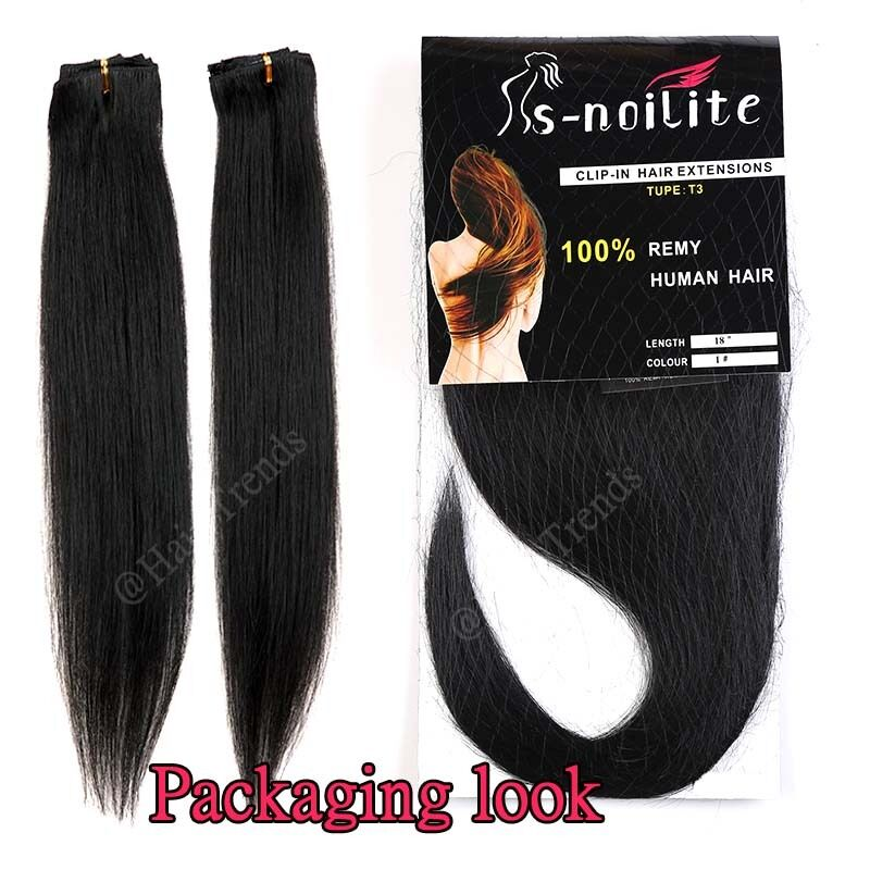 100 Real Remy Human Hair Extensions Full Head Clip In Best Weft