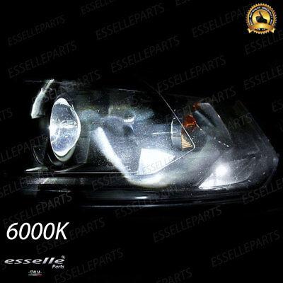 Coppia Lampade Fari Xenon D2S Luce 6000K Per Mercedes Classe E W211 2002-2006