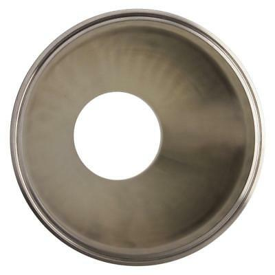 Concentric Reducer | Tri Clamp/Clover 8 inch x 4 - Sanitary SS304 (3 Pack)