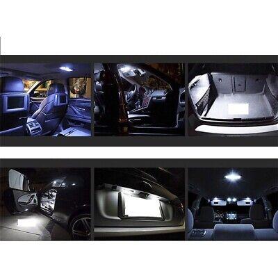 Ampoule Navette A 3 Led Smd C5W 36Mm Anti Sans Erreur Canbus Plafonnier Plaque 4