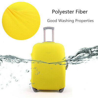 Travel Luggage Protective Cover Protector For Elastic Suitcase Dustproof Outdoor 2