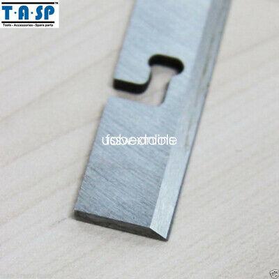 2PC HSS Planer Blades for MacAllister COD1500PT Planer 257x18.2x3.2mm 3