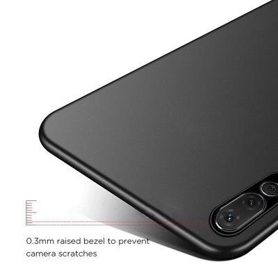 For Huawei P20 Lite Pro Plus P10 P9 Shockproof Matte Slim Hard Back Case Cover 7