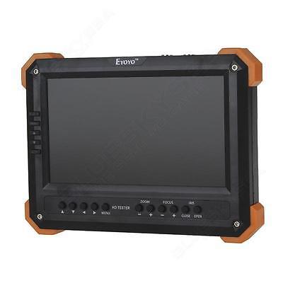 "Eyoyo X41TA 7 ""LCD-Monitor HD-TVI AHD 2.0 HDMI VGA CVBS Test CCTV-Kamera-Tester"