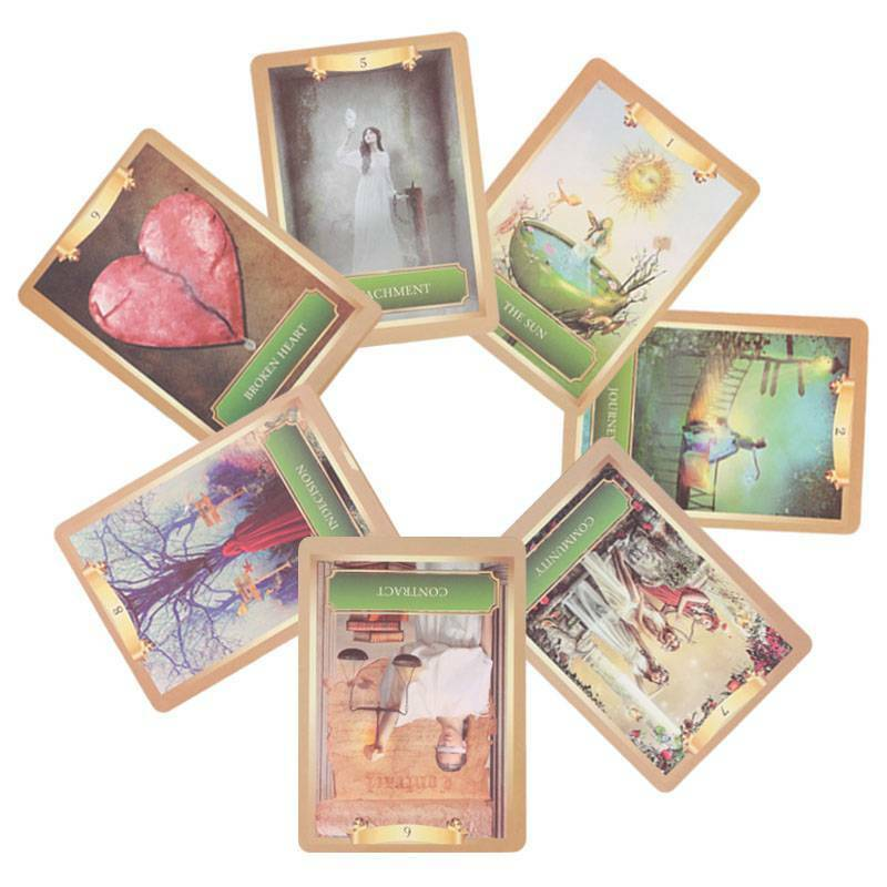 Energy & Power Oracle Cards Magic Tarot Cards Deck Set Divination Guidance GAME 4