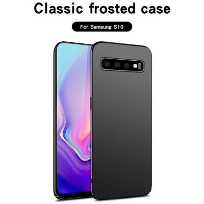 For Samsung Galaxy S10 Lite S10 Plus Luxury Ultra Thin Matte Hard PC Cover Case 8