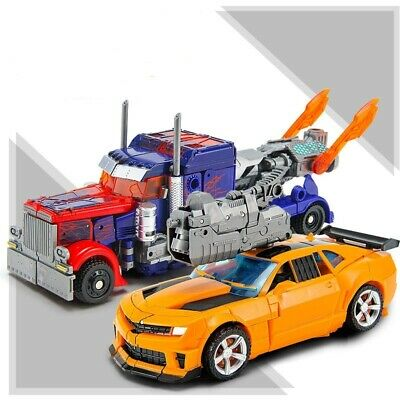 Transformers Optimus Prime Bumble Bee Classic Kids Action Figure Toy Xmas Gift 7