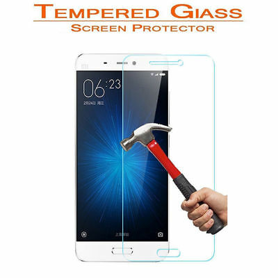Lot Xiaomi Redmi Note 4 X 5A 9H Premium Tempered Glass Screen Protector Film