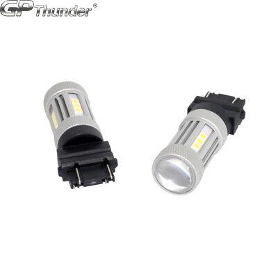 2X 1200 Lumens 3157 3057 3457 High Power LED White Turn Signal Tail Lights Bulbs
