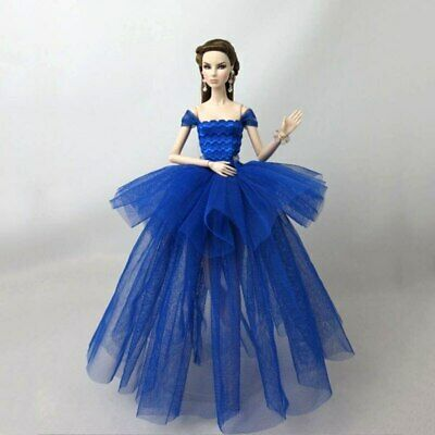 Fashion Costume Clothes For 11.5in. Doll Dress Party Dresses Outfits 1/6 Doll 2