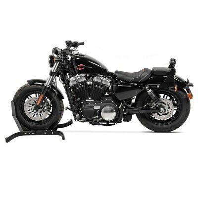 Sissy Bar für Harley Davidson Sportster 1200 CB Custom 13-17 Rückenlehne schwarz