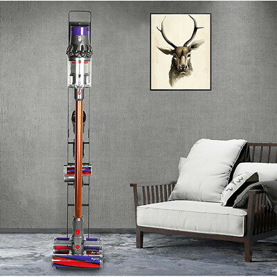 Freestanding Dyson Cordless Vacuum Cleaner Stand Rack Bracket - V6 V7 V8 V10 V11 2