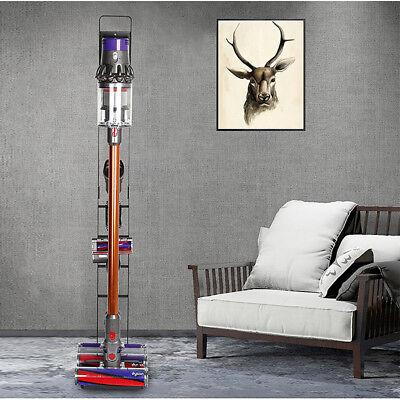 NEW 2019 Freestanding Dyson Cordless Vacuum Cleaner Stand Rack V6 V7 V8 V10 V11 5