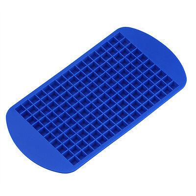 160 Gitter klein Eiswürfel Gussform eckige Form Silikon Eisform Hersteller
