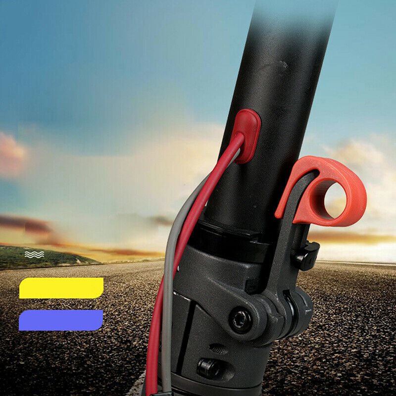 Folding Buckle Clasp Hook Ring Repair Part For xiaomi Mijia M365 Scooter BikeLTA