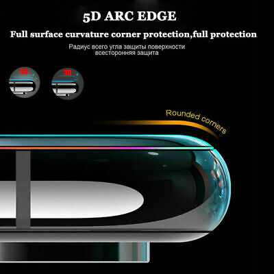 For Huawei P30 Pro P30 Lite HYDROGEL Full Coverage Screen Protector Film Gurd 8