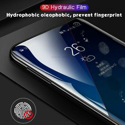 For Samsung Galaxy S20+ S20 Plus Ultra Hydrogel Full Cover Film Screen Protector 10