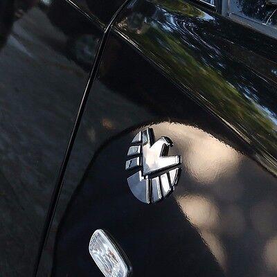 Marvel Agents of SHIELD Logo 100/% 3D Metal Car Auto Badge Emblem Sticker New