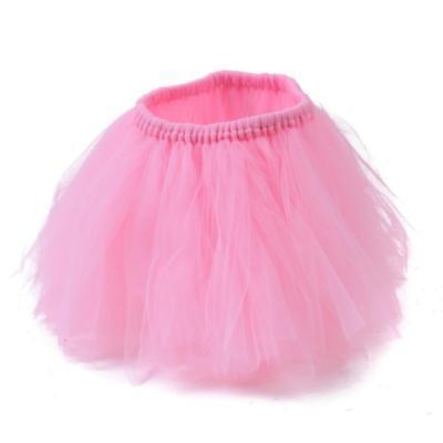 Newborn Headdress flower+Tutu Clothes Skirt Baby Girls Photo Prop Outfits - CB 7
