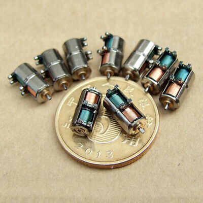 DC 5V 2-Phase 4-Wire Miniature 4mm Precision Ultra-Tiny Stepping Stepper Motor 8