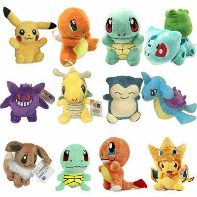 New Rare Pokemon go pikachu Plush Doll Soft Toys Stuffed Teddy Kids Gift HOT 2